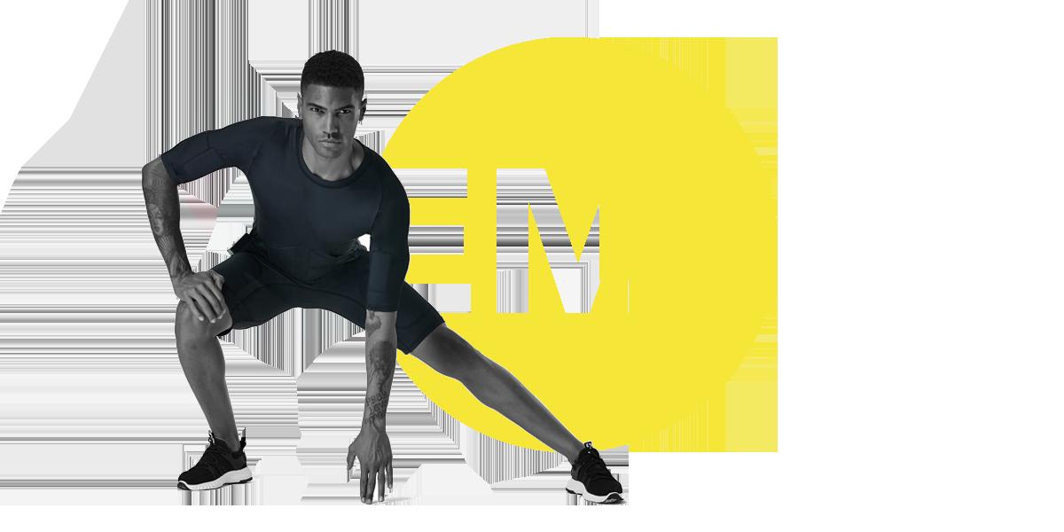 ems electroestimulation